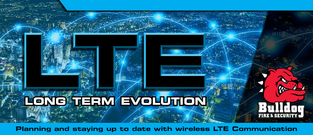 image of: LTE Communications