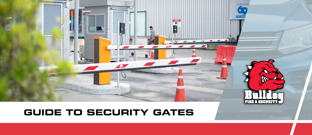 image of guide to security gates
