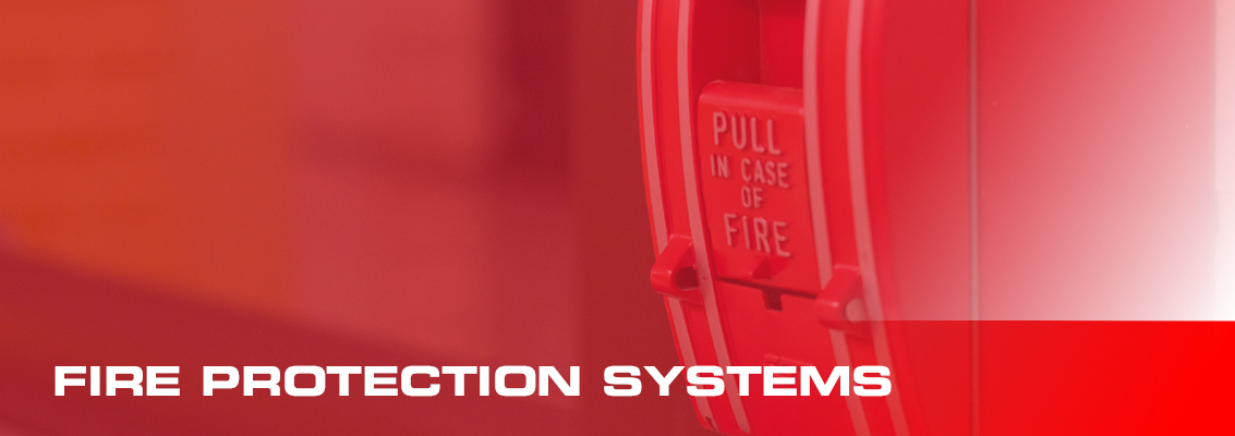 fire protection systems page header