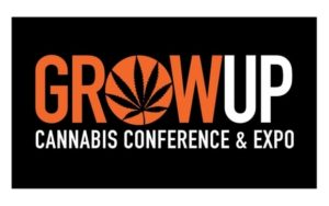 grow up cannabis conference and expo logo