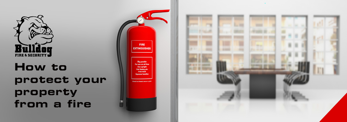 how to protect your building from a fire header image