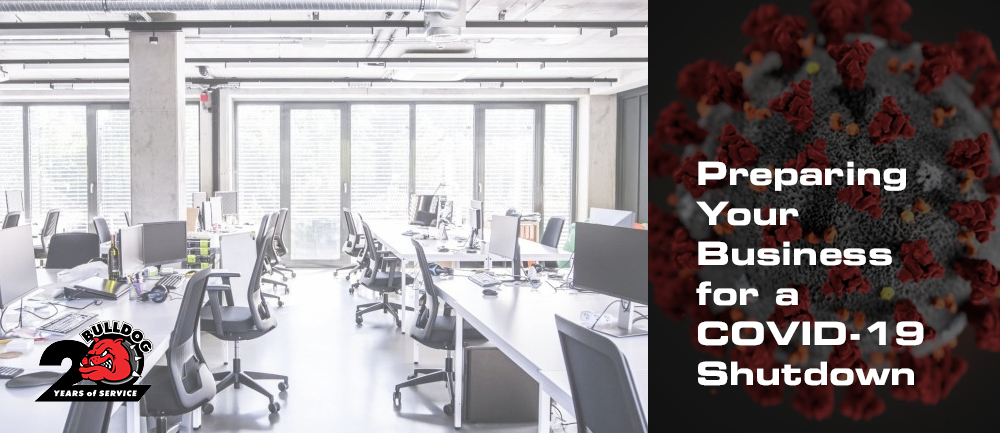 preparing your business security for a covid-19 shutdown image