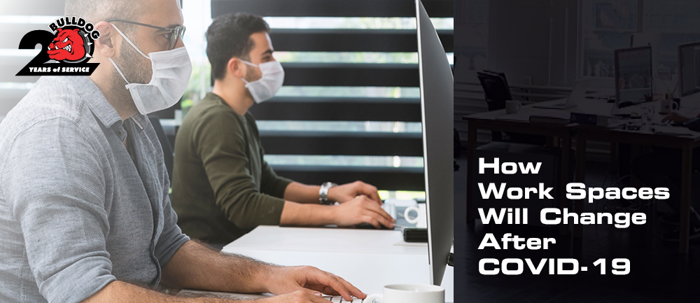 how work spaces will change after covid-19 image