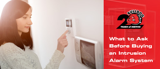 what to ask before buying an intrusion alarm system image